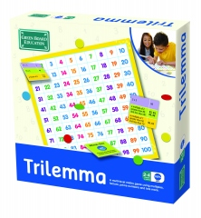 Trilemma - addictive maths fun