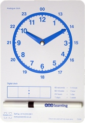A5 Clock (Pack of 10)