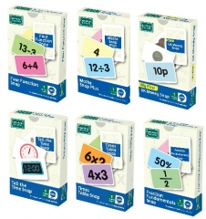 Maths Snap Cards Bundle