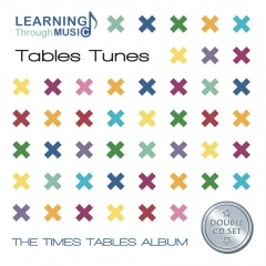 Tables Tunes - The Times Tables Album