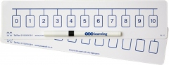 Number Line 0 - 10 (Pack of 10)